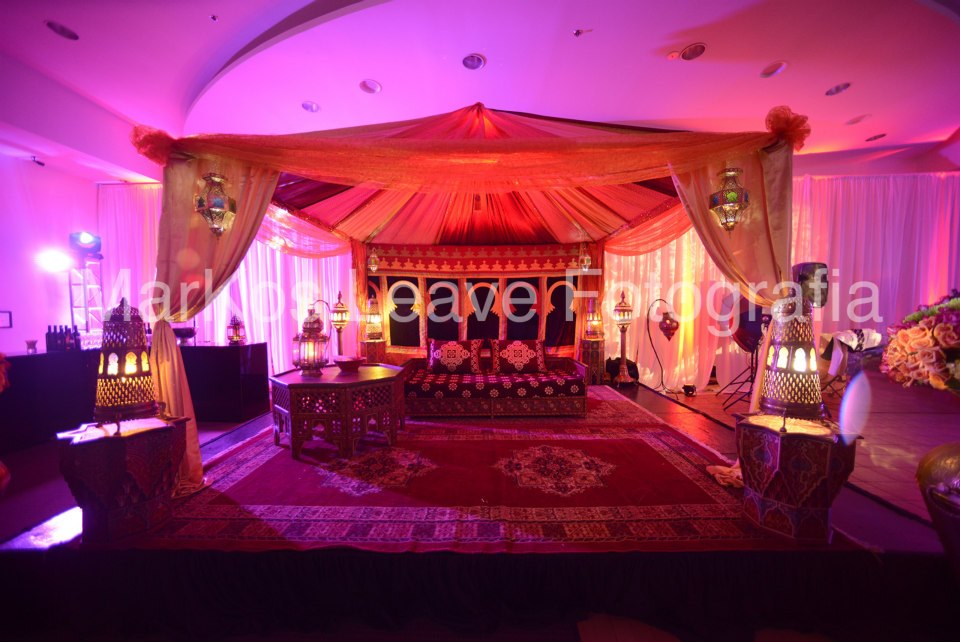Berberisca Henna DJ in Aventura, Florida, Beit David Highland Lakes Shul (52)