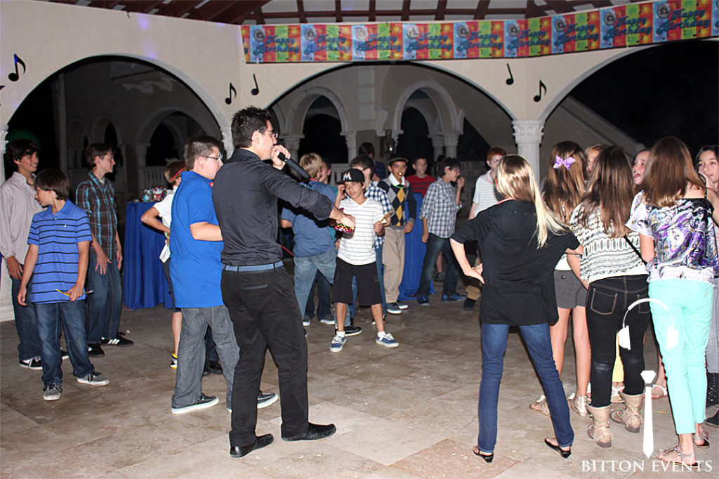 Childrens Party Birthday DJ Entertainment in Coral Gables, Florida (2)