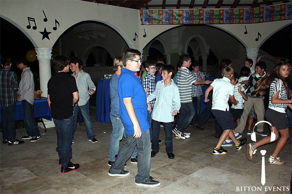 Childrens Party Birthday DJ Entertainment in Coral Gables, Florida (4)