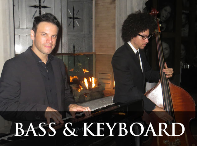 Bitton Events Bass & Keyboard Player at Corporate Event