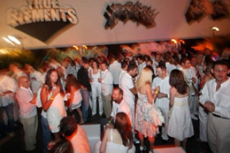 Friends of the IDF White Party