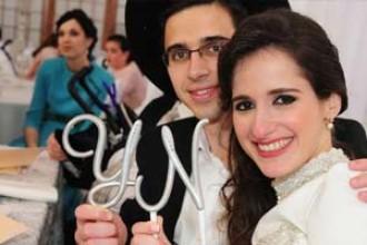 Nathalie and Yosef (Aventura Turnberry, Aventura)