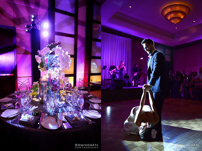 Mandarin Oriental Hotel Wedding Miami Brickell Florida (1)