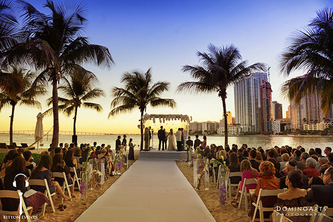 Mandarin Oriental Miami Beach Party
