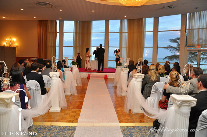 Deauville Beach Resort Wedding Pictures Florida