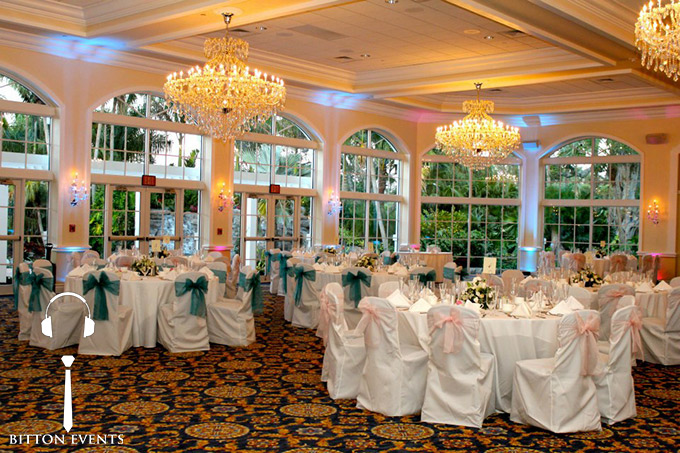 Deer Creek Golf Country Club Wedding Pictures Florida