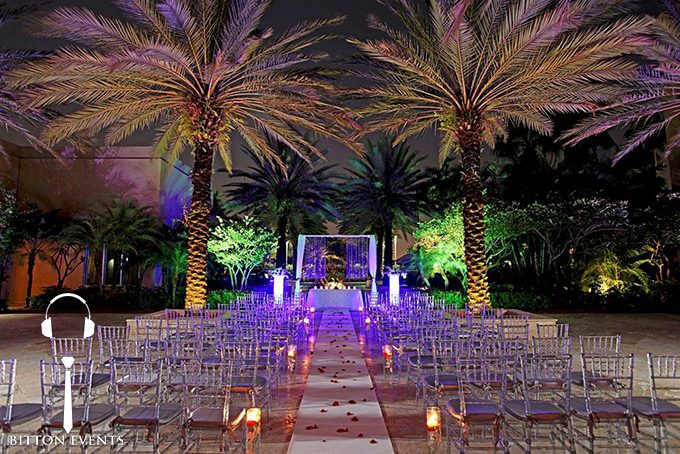 InterContinental At Doral Miami Hotel Wedding Pictures