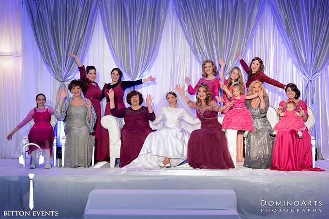 Wedding Pictures Beth Torah Aventura Florida