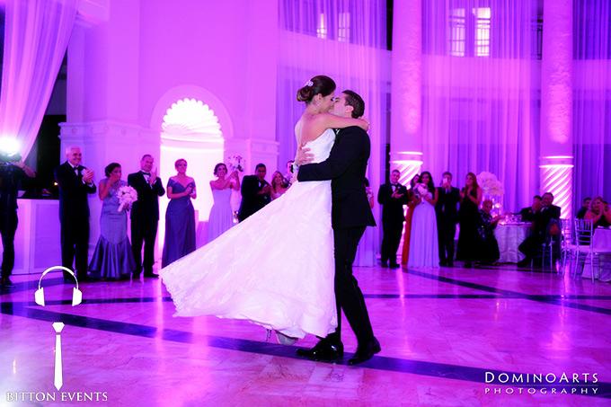 Westin Collonade Hotel Coral Gables Wedding Pictures