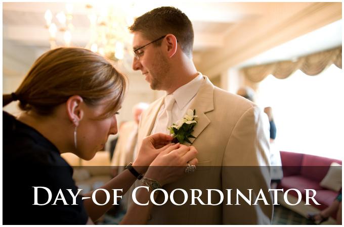 Wedding Planner Day of Coordinator