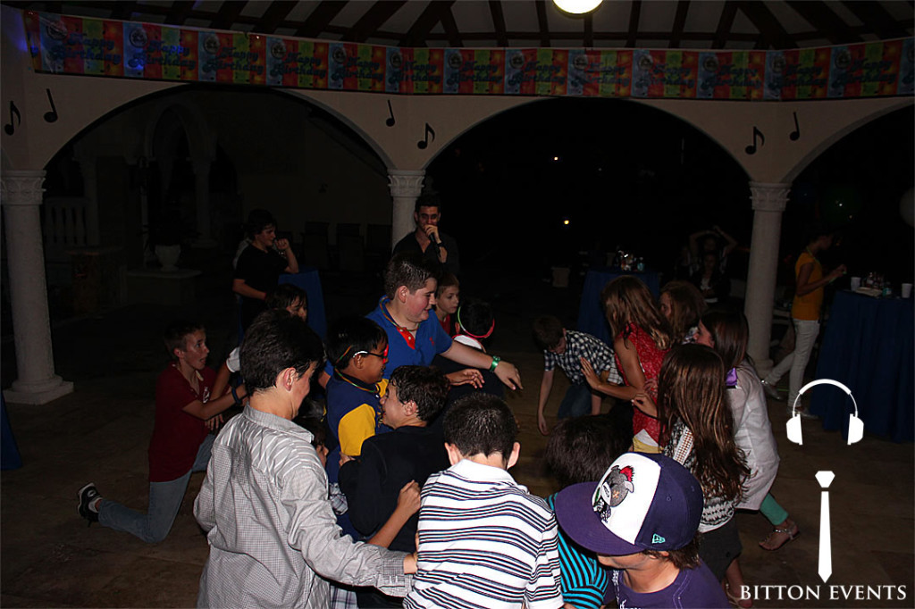 Childrens Party Birthday DJ Entertainment in Coral Gables, Florida (25)