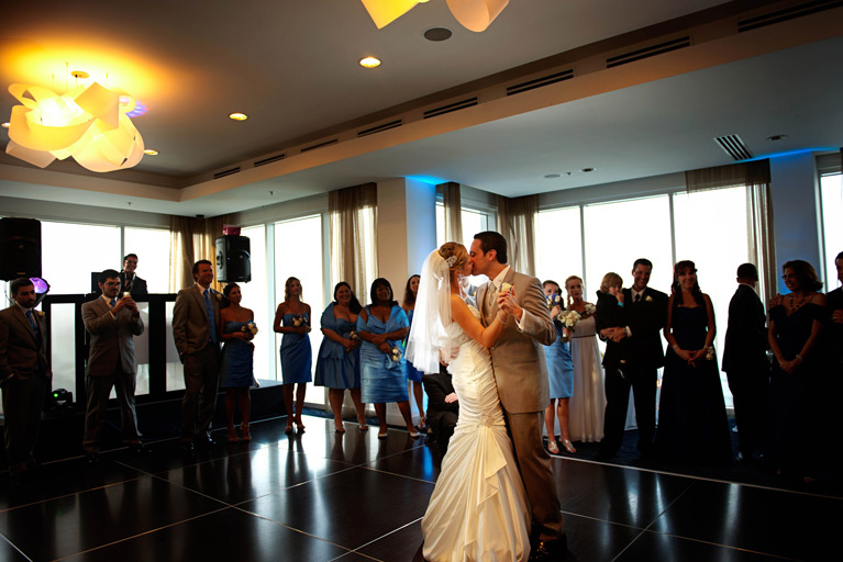 Wedding DJ at B Ocean Hotel, Fort Lauderdale, Florida (1)