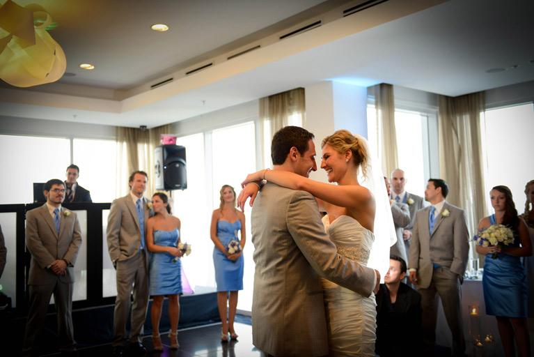 Jen & Blaise's Wedding at the B-Ocean Hotel, Miami FL