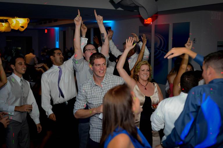 Wedding DJ at B Ocean Hotel, Fort Lauderdale, Florida (6)