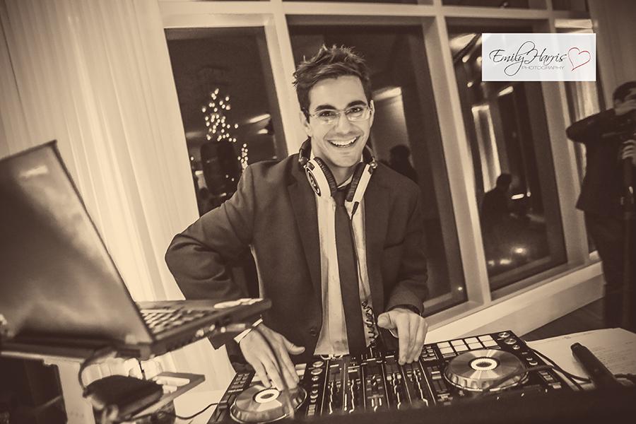 DJ David Bitton at One Bal Harbor Wedding