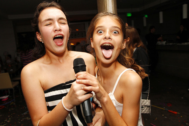 Lily Bat-Mitzvah DJ Cine Citta Bal Harbour (14)