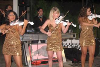 Redbull's Miami Fashion Week Party