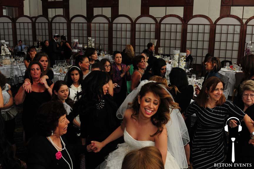 WEDDING DJ IN TURNBERRY JEWISH CENTER AVENTURA FLORIDA
