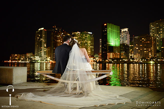 Mandarin Oriental Hotel Wedding Miami Brickell Florida (16)