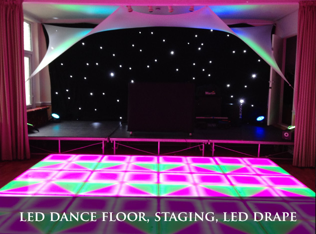 LED Dance Floor Miami Floridaa