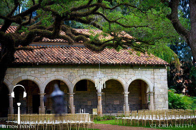 Ancient Spanish Monastery Wedding Pictures Florida 1