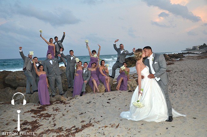 Emby Suites Deerfield Beach Resort Spa Wedding