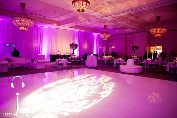 JW Marriott Marquis Hotel Miami Wedding Pictures