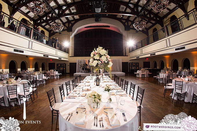 The Harriet Himmel Theater at City Place Wedding Pictures