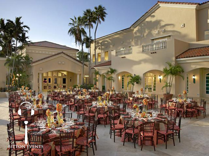 Turnberry Isle Resort Golf Club Aventura Florida Wedding Pictures