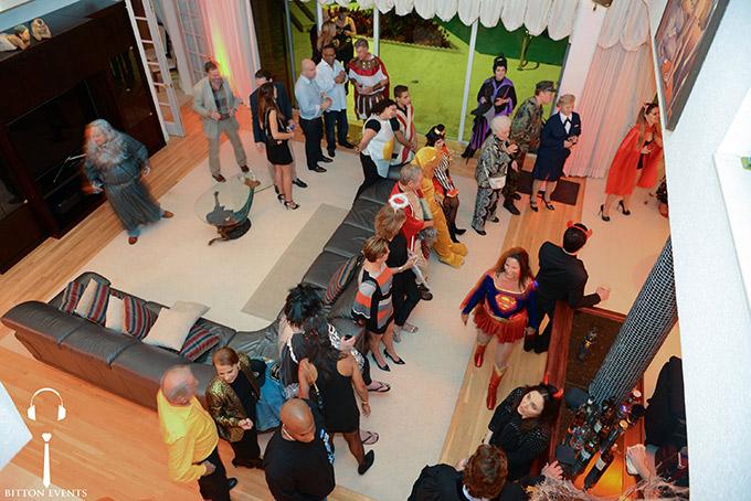 Bitton Events Halloween Production Golden Beach (28)